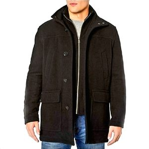 Cole Haan Signature Men's Wool Coat